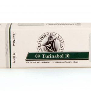 4-Chlorodehydromethyltestosterone 10mg 50 pills