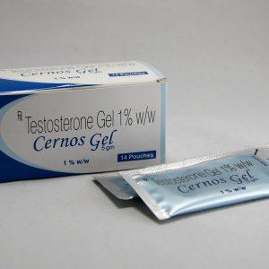 Testosterone gel 14 sachets